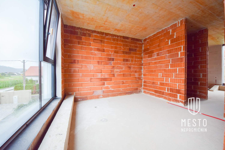 Novogradnja Hiša dvojček, Rudnik 13