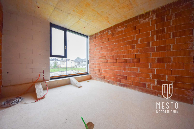 Novogradnja Hiša dvojček, Rudnik 14