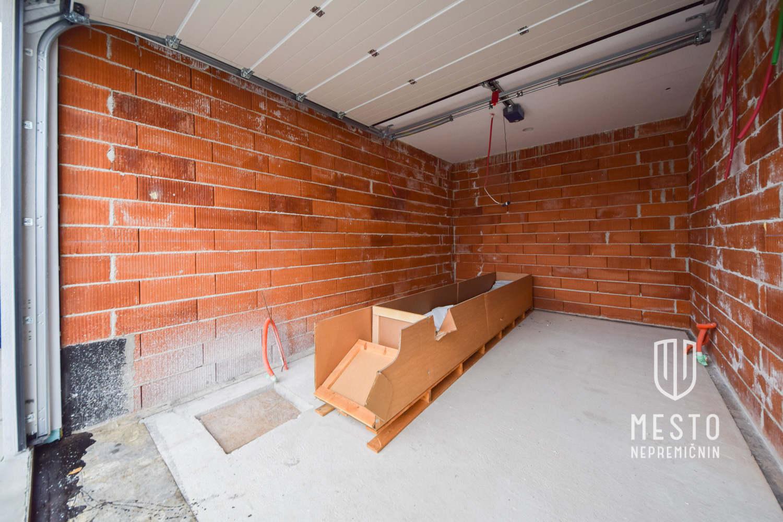Novogradnja Hiša dvojček, Rudnik 15