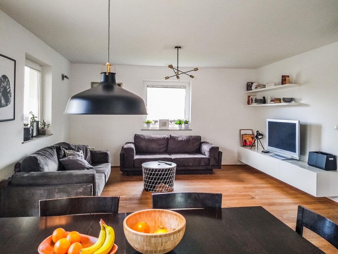 Prenova interierja enodružinske hiše