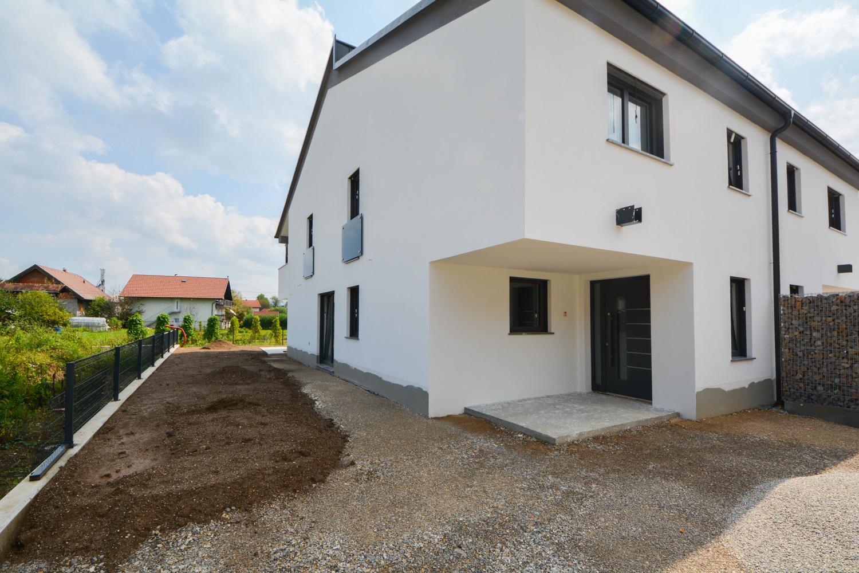 Novogradnja Hiša dvojček Polje 1