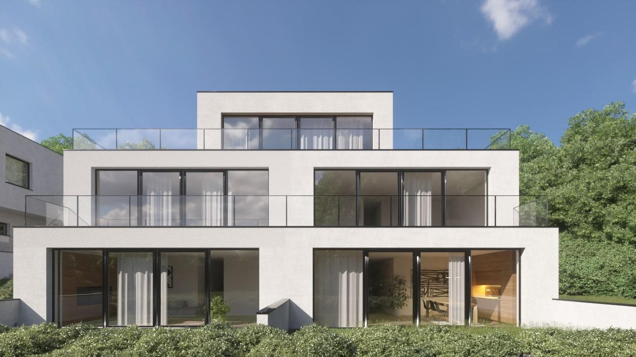 Novogradnja Prestižna stanovanjska vila Gameljne 1