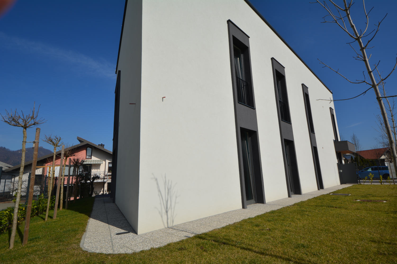 Novogradnja Vila blok Vižmarje-Brod 1