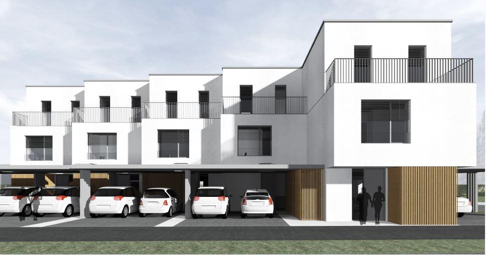 Novogradnja Nadstandardne vrstne hiše 5