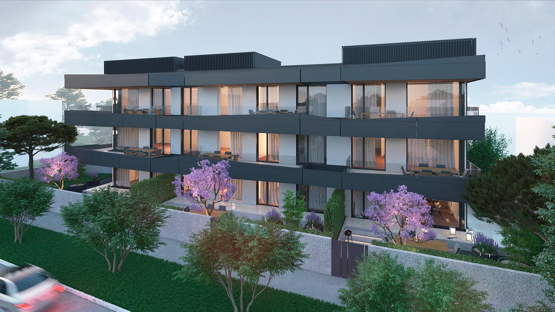 Novogradnja Vila blok 9-ka 1