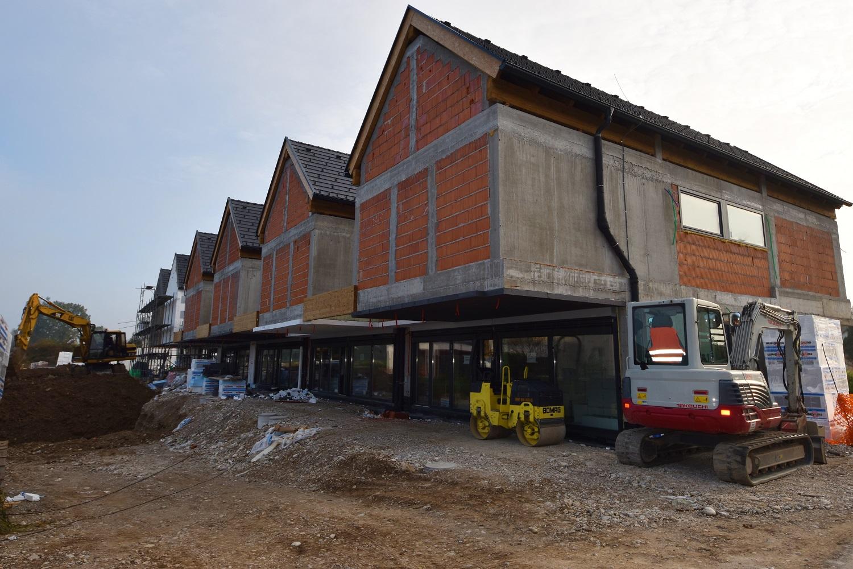 Novogradnja Vrstna hiša v neposredni bližini BTC-ja 2