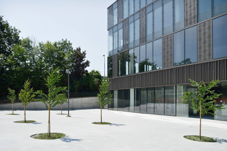 Novogradnja Poslovni prostori Situla 2