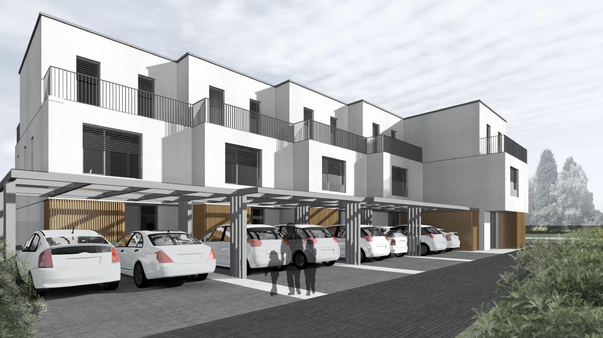 Novogradnja Nadstandardne vrstne hiše 10