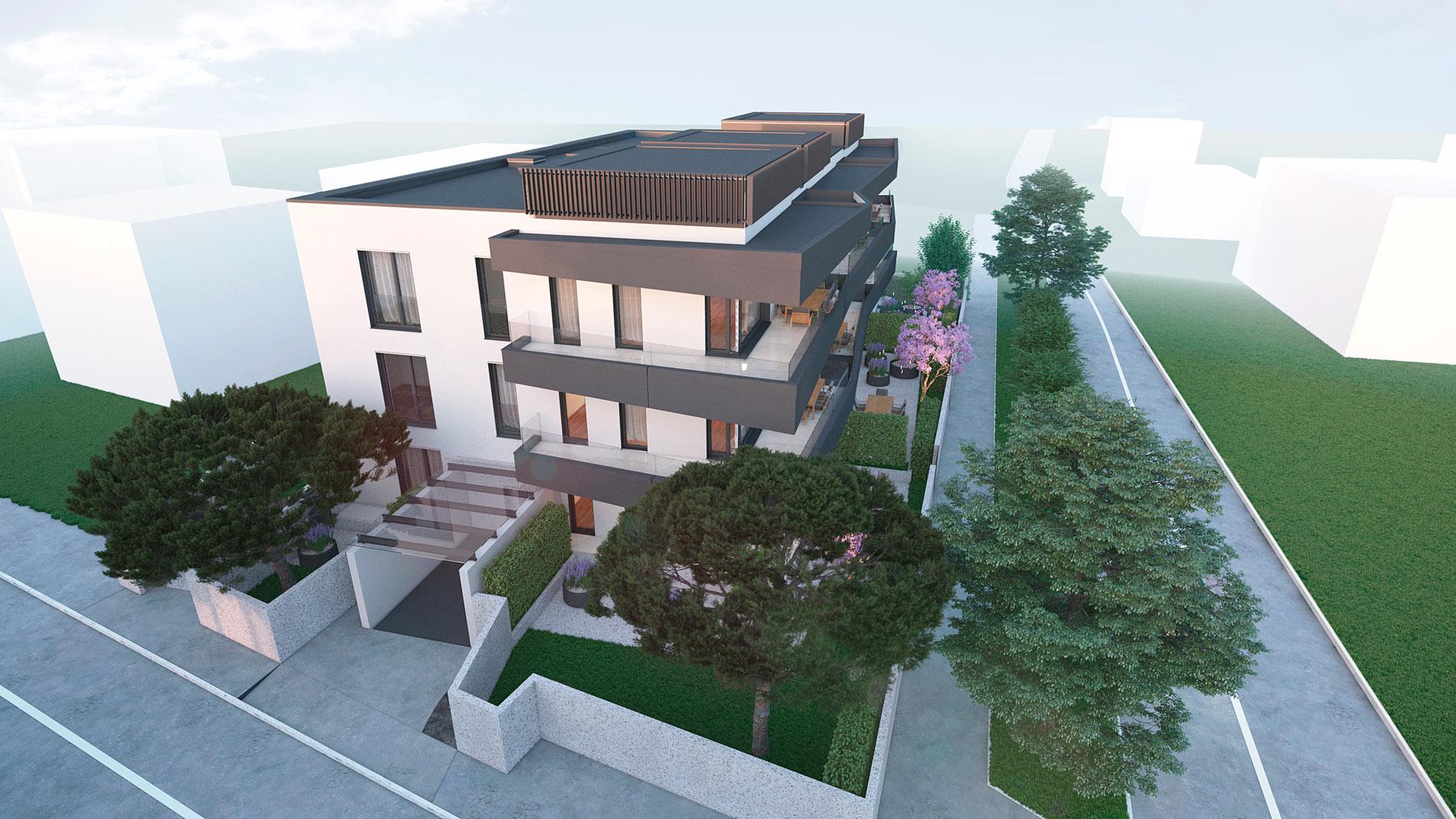 Novogradnja Vila blok 9-ka 9