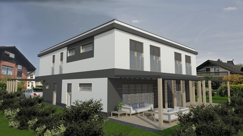 Novogradnja Dvojček v neposredni bližini centra Domžal 3