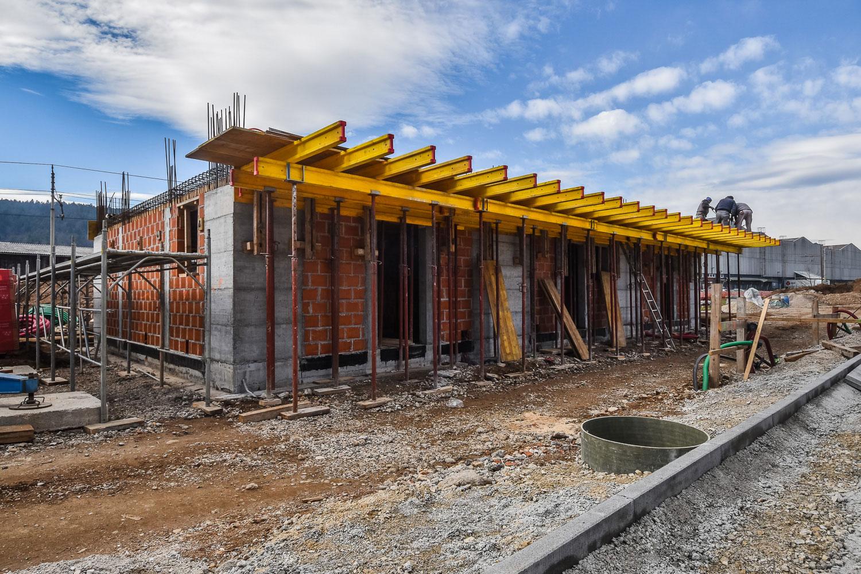 Novogradnja Družinske hiše Vižmarje 7