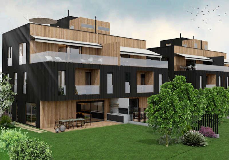 Novogradnja 12 eko stanovanj v Spodnjih Gameljnah 3