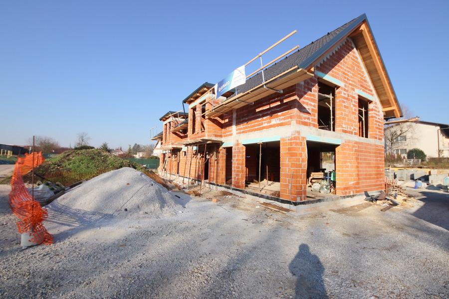 Novogradnja Energetsko varčni dvojček v Vevčah 3