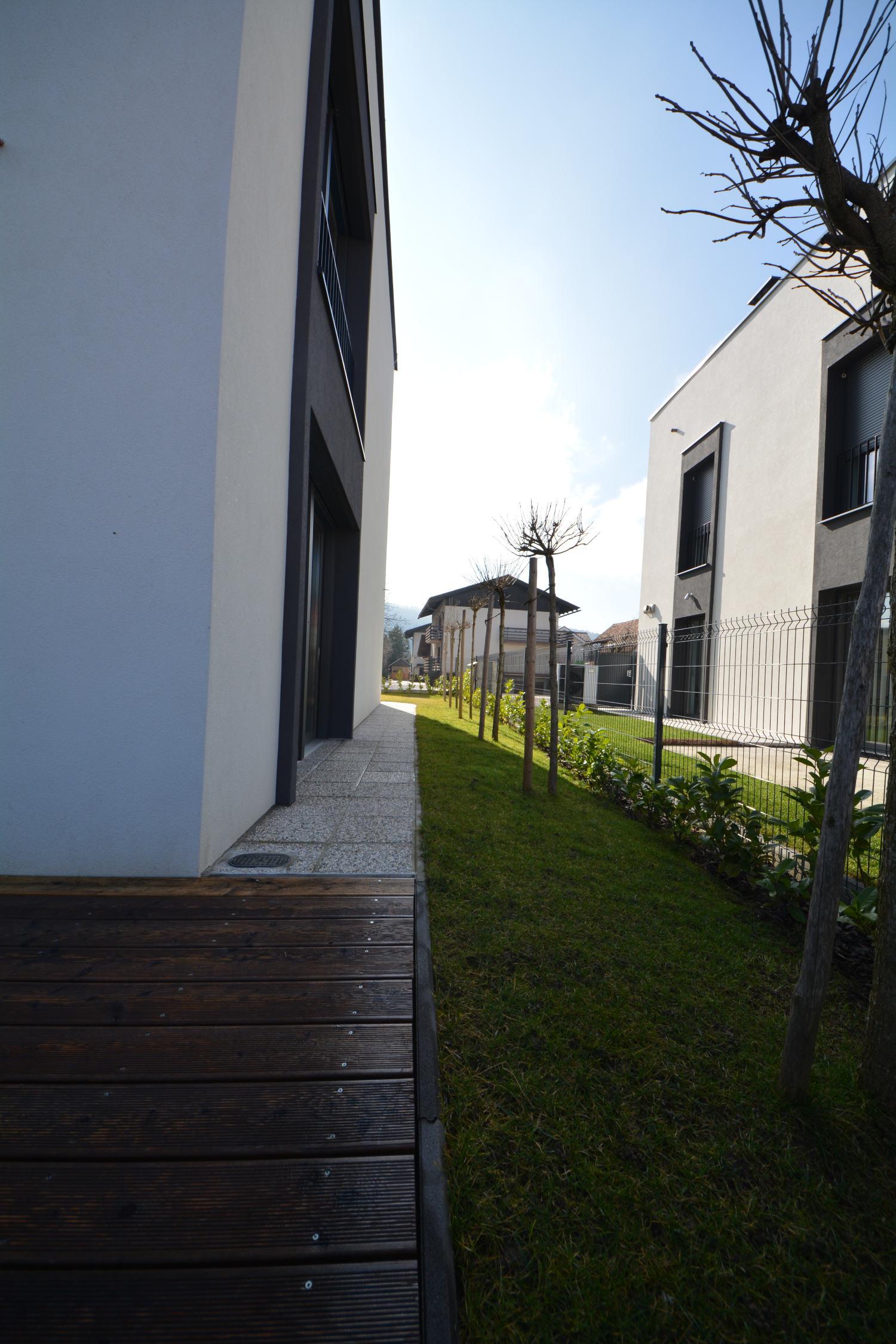 Novogradnja Vila blok Vižmarje-Brod 3