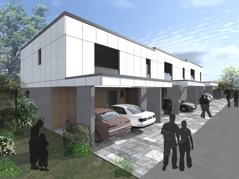 Novogradnja Trojček v neposredni bližini centra Mesta 3