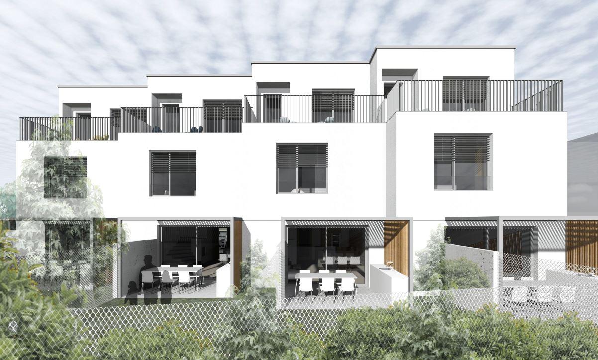Novogradnja Nadstandardne vrstne hiše 9