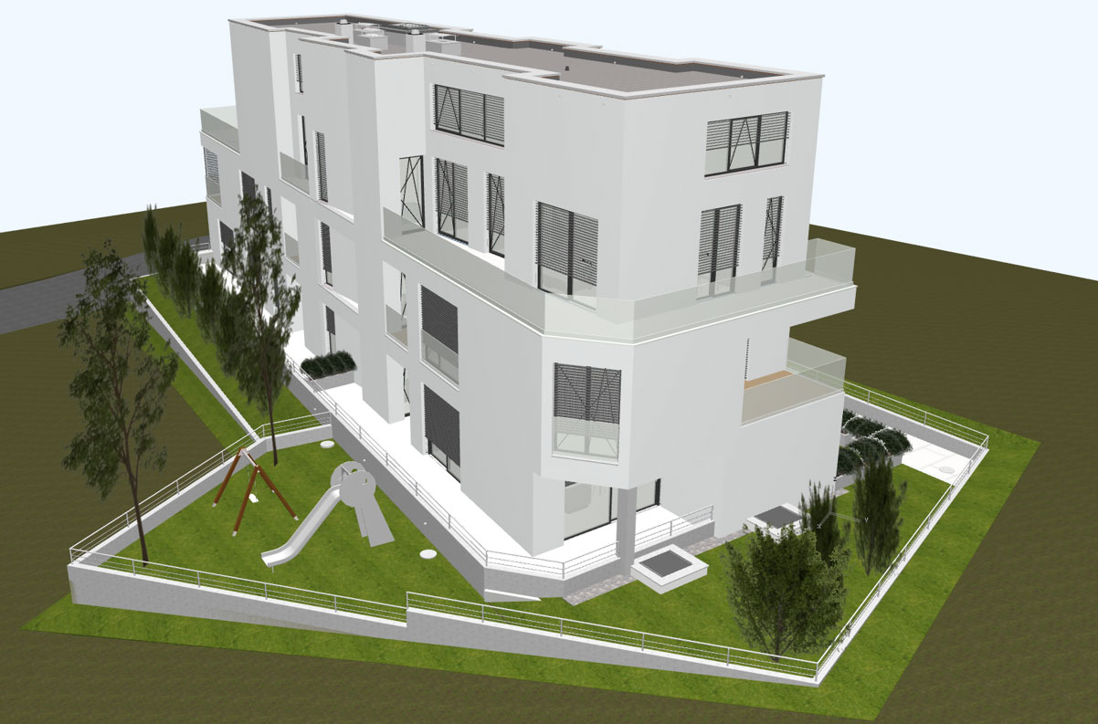Novogradnja Vila Brdo 2