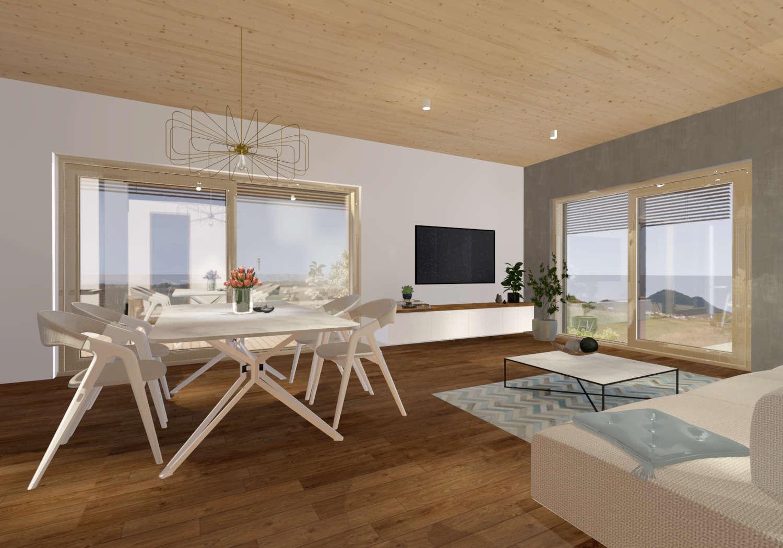 Novogradnja 12 eko stanovanj v Spodnjih Gameljnah 4