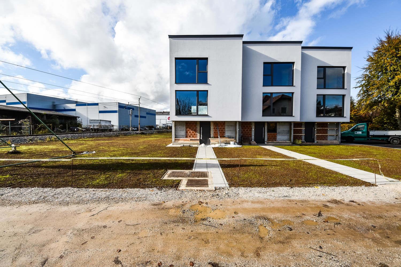 Novogradnja Družinske hiše Vižmarje 4