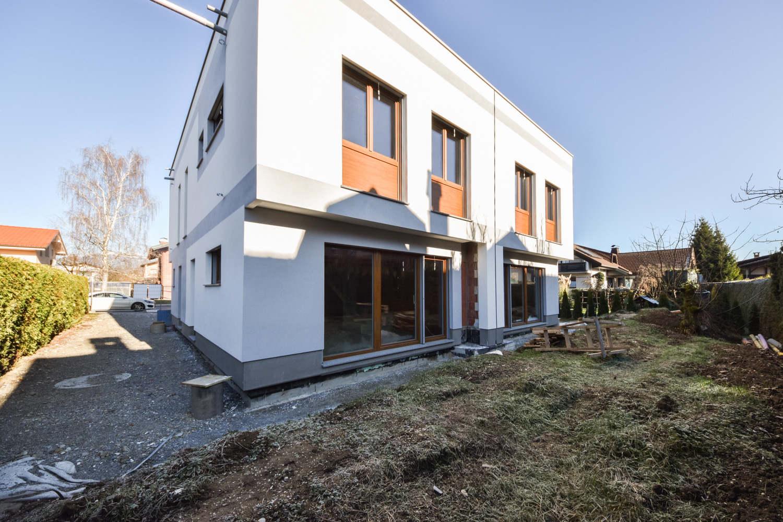 Novogradnja Dvojček v neposredni bližini centra Domžal 4