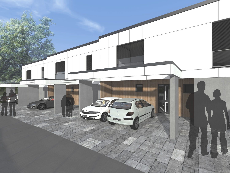 Novogradnja Trojček v neposredni bližini centra Mesta 4