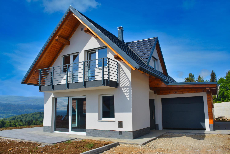 Novogradnja Hiše Dobrava 4