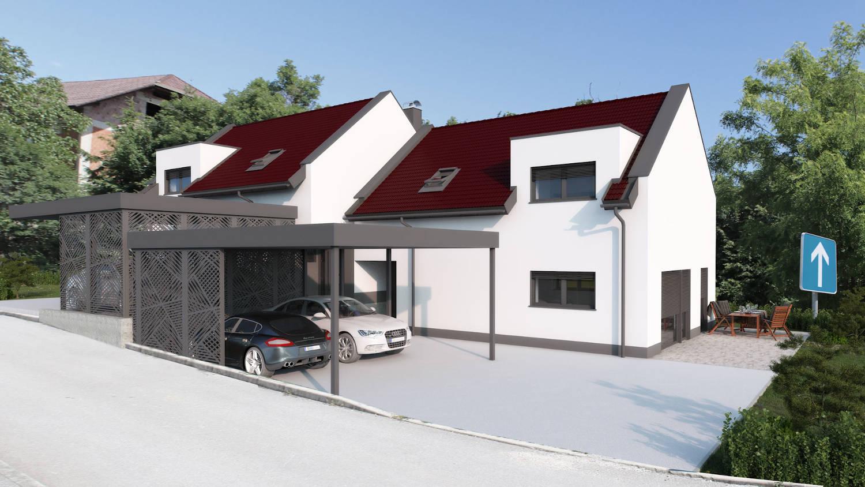 Novogradnja Naselje Raskovec 4
