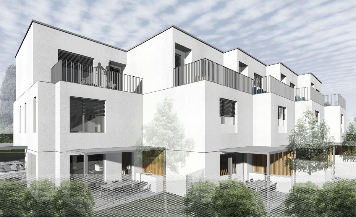 Novogradnja Nadstandardne vrstne hiše 8