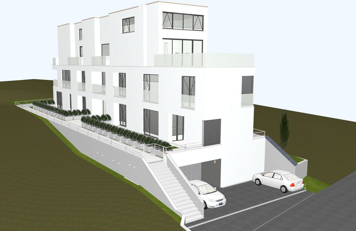 Novogradnja Vila Brdo 3