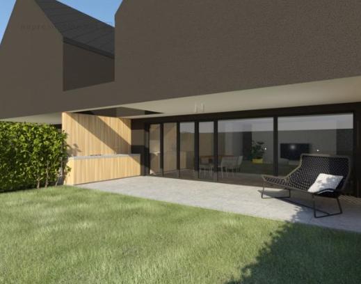 Novogradnja Vrstna hiša v neposredni bližini BTC-ja 5