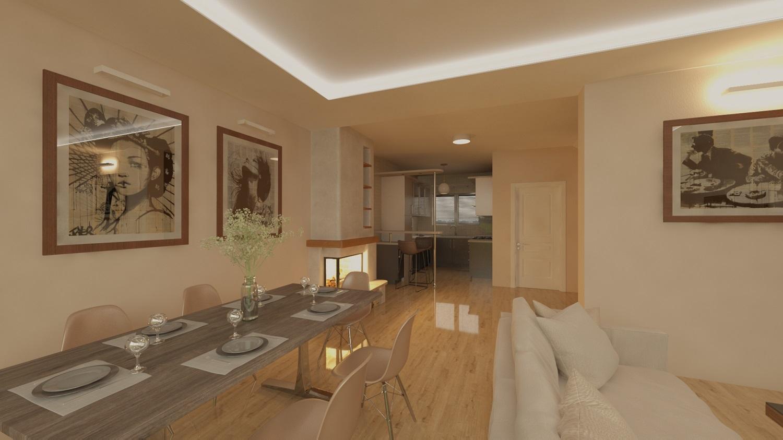 Novogradnja Vrstne hiše Rudnik 5