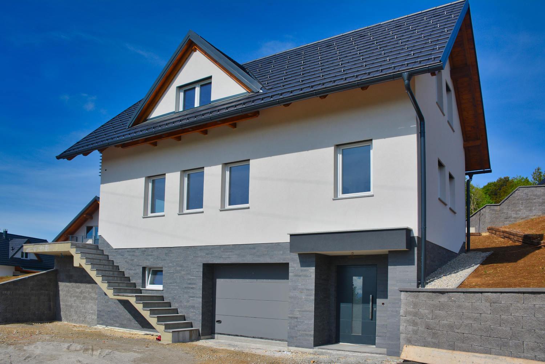 Novogradnja Hiše Dobrava 5