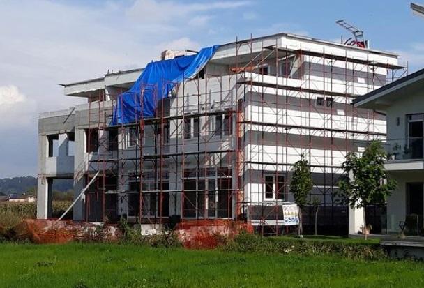 Novogradnja Vrstne hiše Rudnik 6