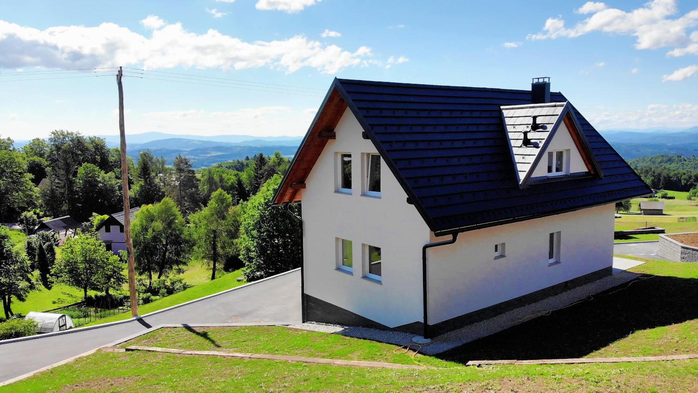Novogradnja Hiše Dobrava 6