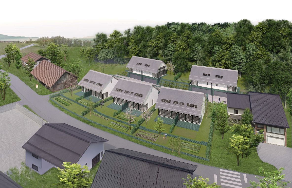 Novogradnja Dvojček v Sinji Gorici 6