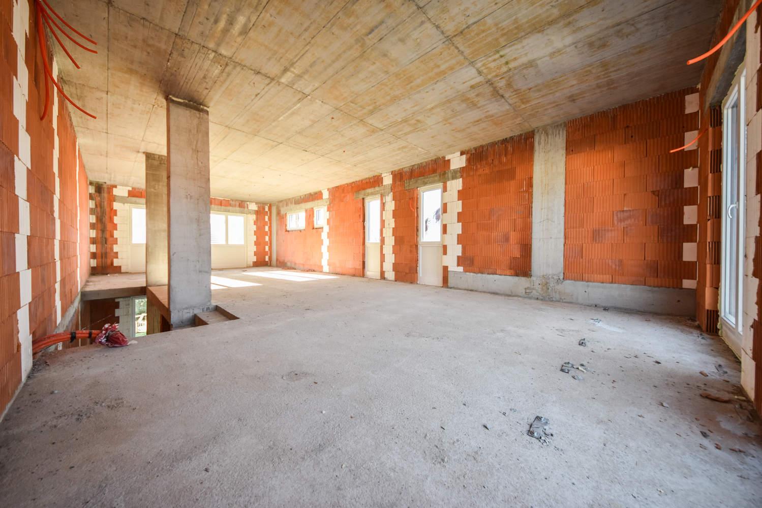 Novogradnja Dvojček v neposredni bližini centra Domžal 8