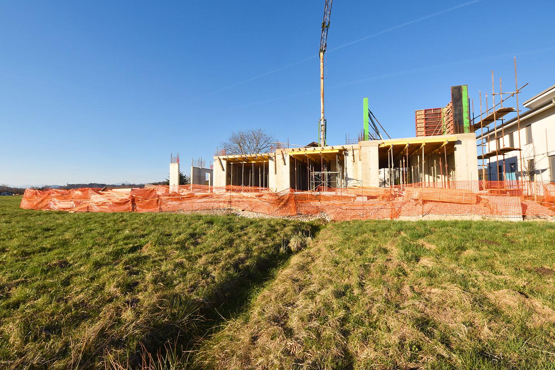 Novogradnja Vrstne hiše Rudnik 3