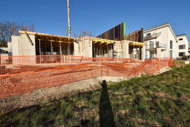 Novogradnja Vrstne hiše Rudnik 2