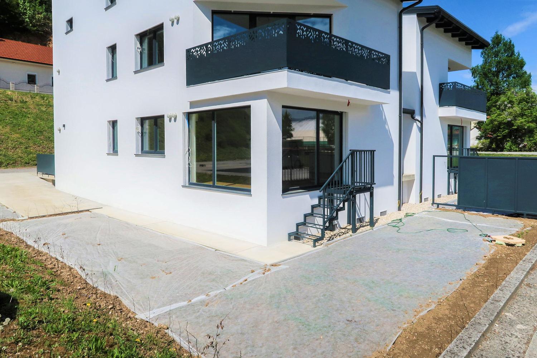 Novogradnja Vila blok Trzin 4