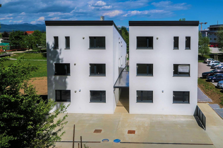 Novogradnja Vila blok Trzin 6
