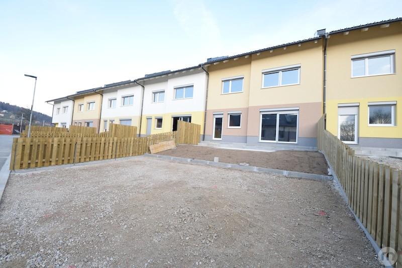 Novogradnja Naselje vrstnih hiš Škofljica 2