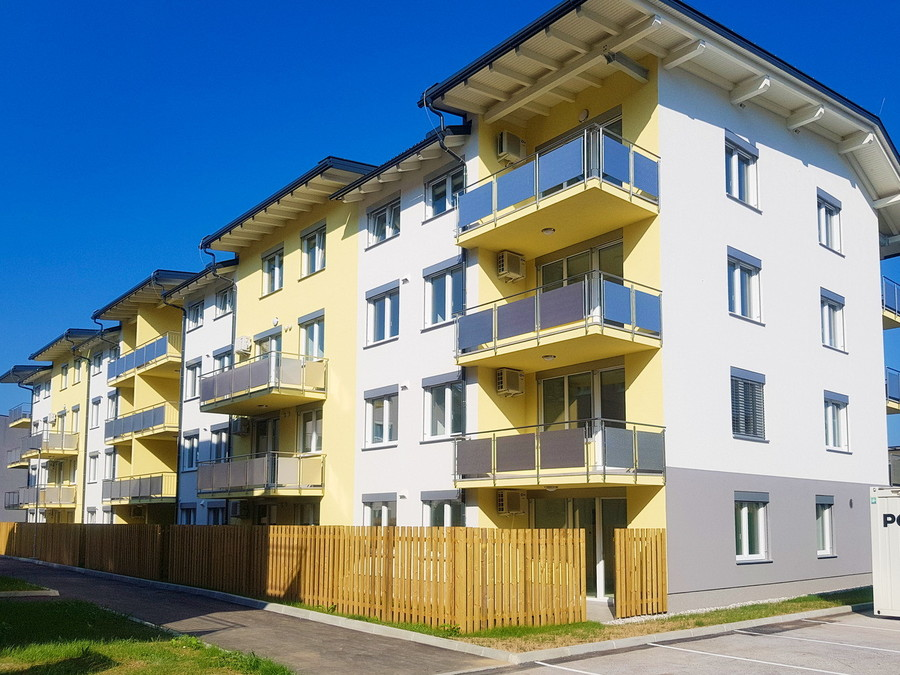 Novogradnja Stanovanja v treh novih objektih 2