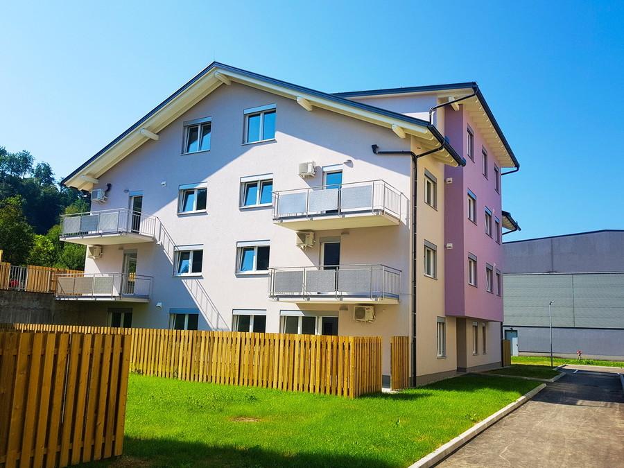 Novogradnja Stanovanja v treh novih objektih 3