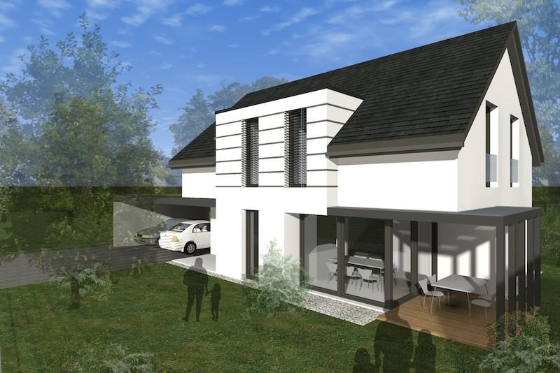 Novogradnja Samostojna hiša 1