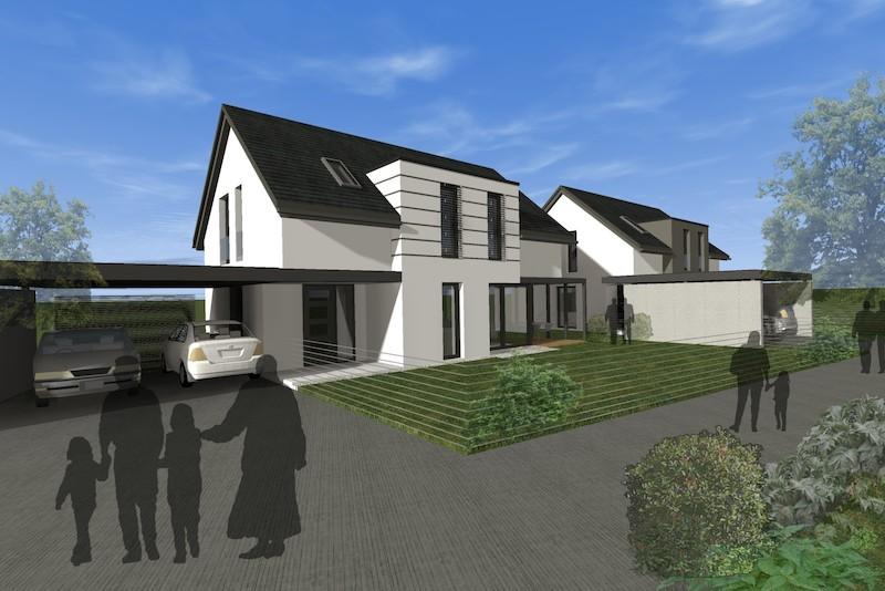 Novogradnja Samostojna hiša 2