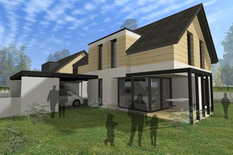 Novogradnja Samostojna hiša 3