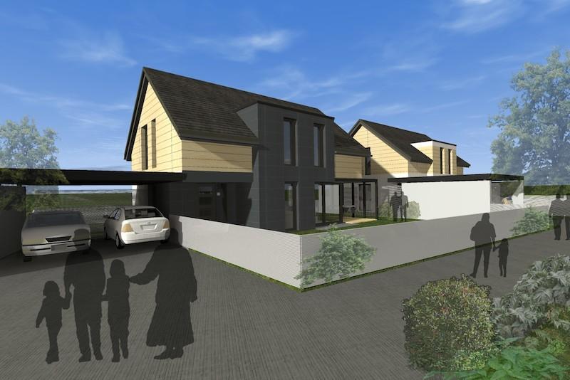 Novogradnja Samostojna hiša 4