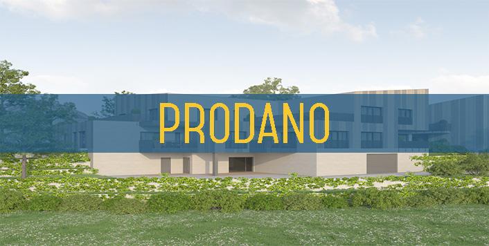 Novogradnja Nadstandardno stanovanje, Brdo