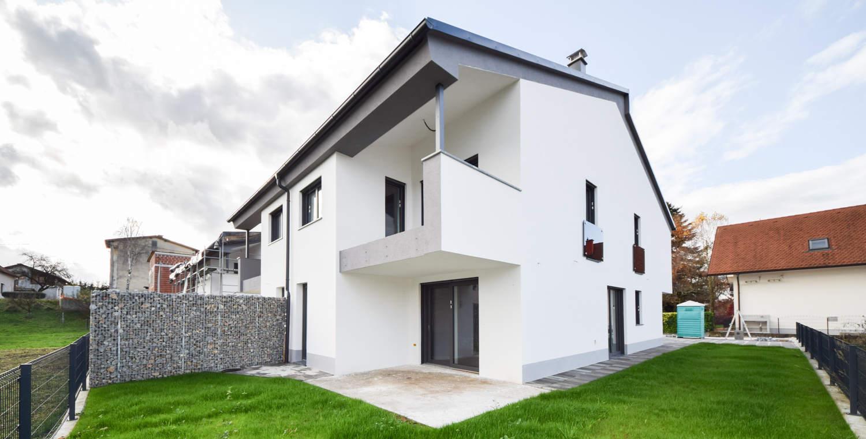 Novogradnja Hiša dvojček Polje