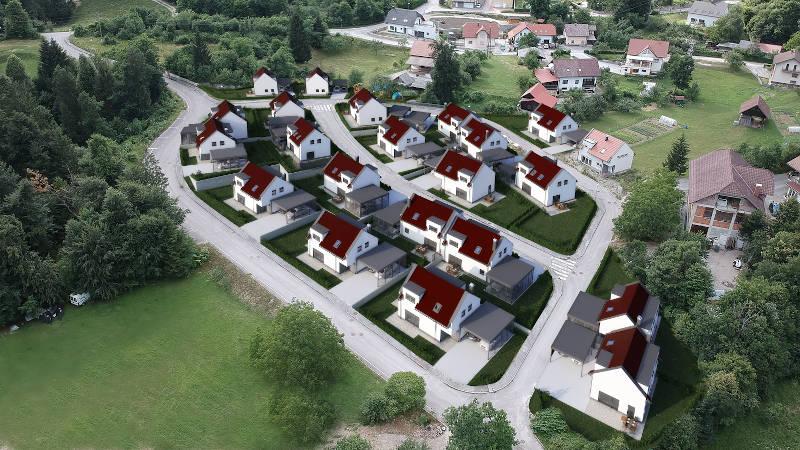 Novogradnja Naselje Raskovec
